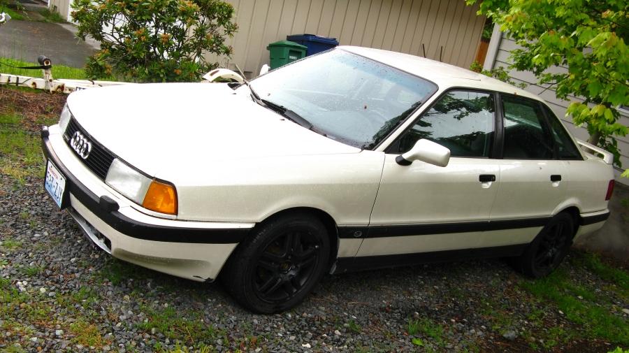 Fourtitude.com - FS: 1990 Audi 90 20V w/ 3.6L V8 Swap ...