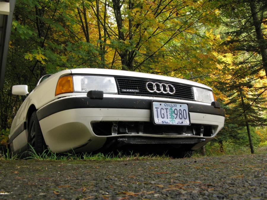914club.com > Seattle 1990 Audi 90 20V Quattro - w/V8 Swap ...